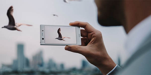 Sony Xperia XZ1 en varios colores