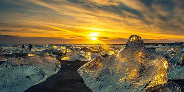 viaje a Islandia con excursiones a las auroras boreales oferta