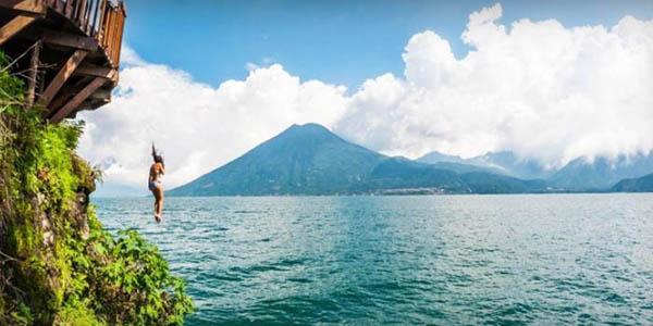 viaje organizado por Honduras y Guatemala enero 2019