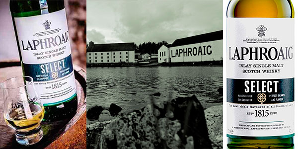 Whisky Laphroaig Select de 700 ml barato