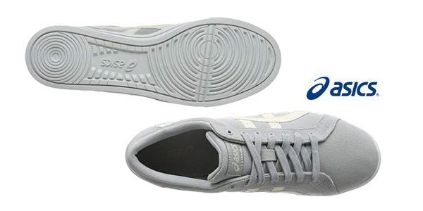 Zapatillas deportivas ASICS Classic Tempo gris para hombre chollo en Amazon