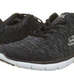 Zapatillas deportivas Skechers Flex Appeal 3.0 para mujer baratas en Amazon