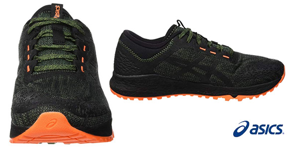 Zapatillas running trail ASICS Alpine XT para hombre chollazo en Amazon