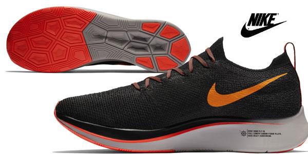 cf15f35553372 Chollazo Zapatillas de running Nike Zoom Fly Flyknit por sólo 89
