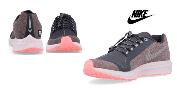san francisco bfda1 5c99f Zapatillas de running Nike Zoom Winflo 5 Run Shield para mujer rebajadas en  Amazon