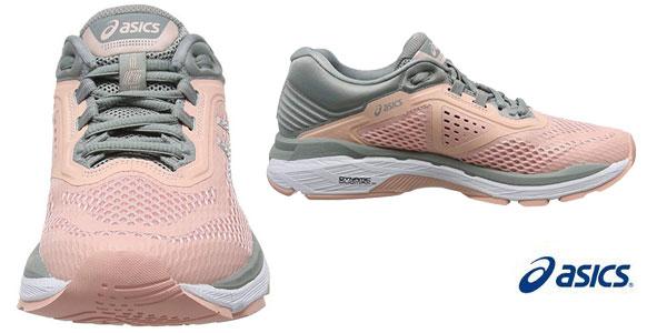 Zapatillas de running trail Asics Gt-2000 6 para mujer chollazo en Amazon