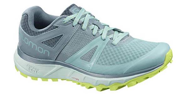 zapatillas de senderismo y trail para mujer Salomon Trailster W baratas