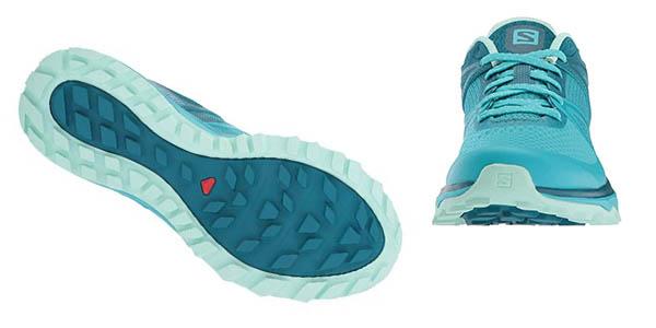 zapatillas de trail running Salomon Trailster W oferta