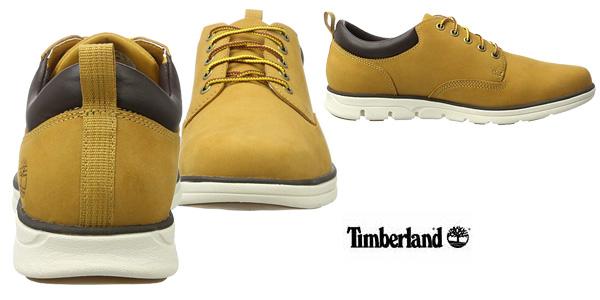 Zapatos de cordones Timberland Bradstreet 5 Eye Oxford chollo en Amazon
