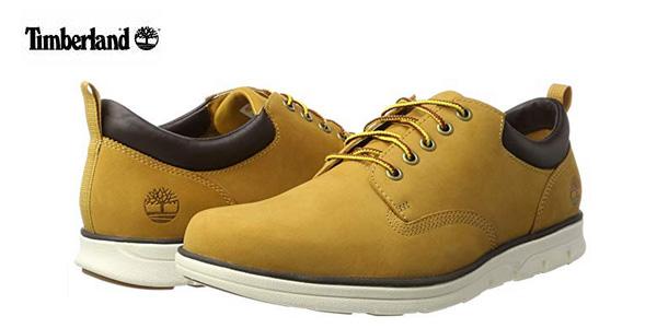 Zapatos de cordones Timberland Bradstreet 5 Eye Oxford baratos en Amazon