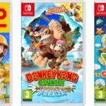 3x2 juegos Nintendo Switch baratos