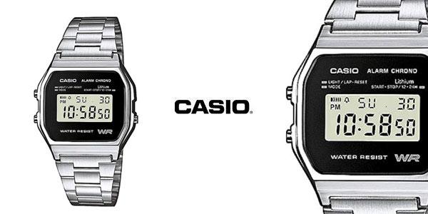 684526f3e138 Chollo Reloj digital Casio A158WEA-1EF por sólo 21
