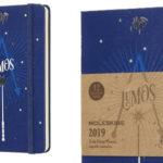 Agenda Moleskine Edición Limitada Harry Potter de 12 meses 2019 barata en Amazon