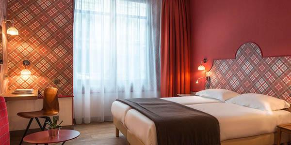 alojamiento bien ubicado en París oferta viaje febrero 2019