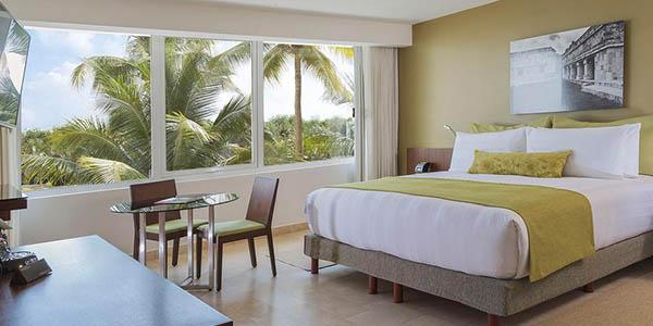 alojamiento hotel Caribe relación calidad-precio estupenda