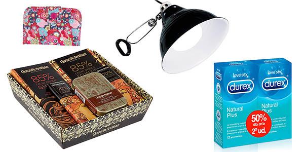 Amazon productos cesta de la compra con descuento