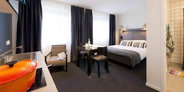 apartamento en Estocolmo centro ciudad chollo
