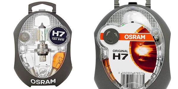 bombillas para coche de OSRAM H7 oferta
