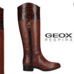Botas altas Geox D Felicity C para mujer baratas en Amazon