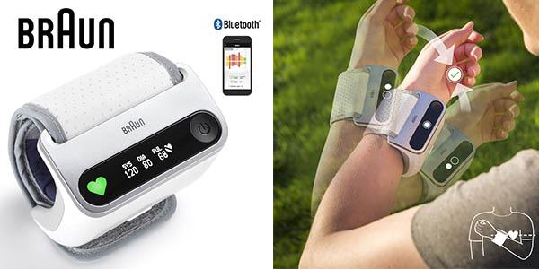 Braun iCheck 7 monitor presión arterial digital barato