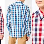 Chollo Camisa estampada Redford München en 2 modelos para hombre