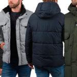 Chollo Chaqueta de invierno Jack & Jones Jaap con capucha para hombre