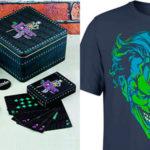 Chollo Pack camiseta Joker + Set póker completo con fichas