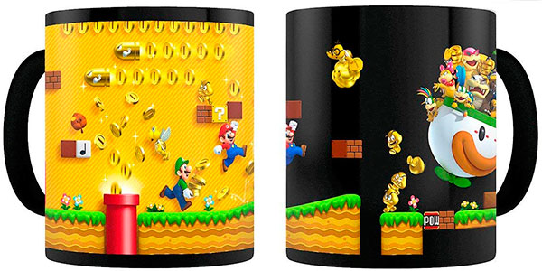 Chollo Taza de Super Mario de 315 ml
