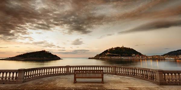 escapada de fin de semana a Zarautz País Vasco oferta