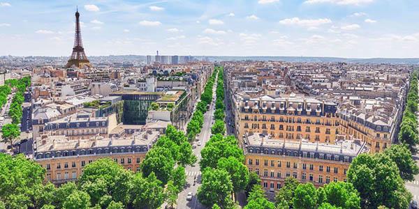 escapada a París barata febrero 2019