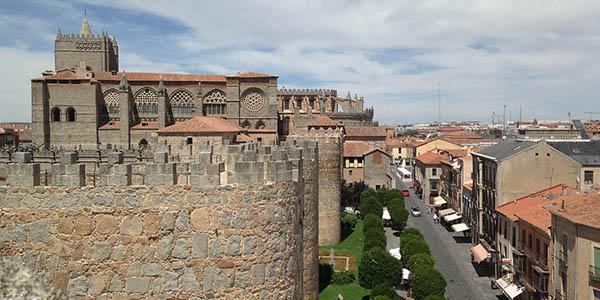 estancia con spa en Ávila relación calidad-precio estupenda