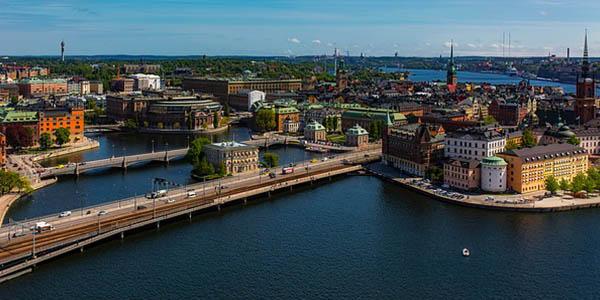 Estocolmo escapada de invierno barata febrero 2019