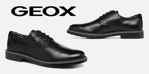21247b3221f2f Chollazo Zapatos de vestir Geox U Silmor B para hombre por sólo 59 ...