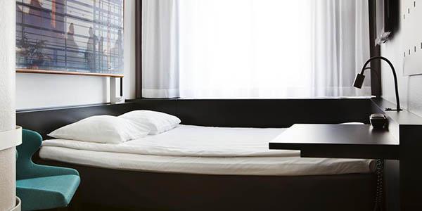 hotel céntrico Estocolmo oferta