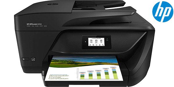 Impresora multifunción HP OfficeJet Pro 6950 con Wi-Fi barata