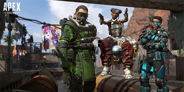 Battle Royale Apex Legends gratis