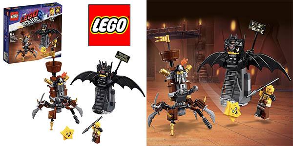 LEGO Set de Batman y Barbagris Preparados para luchar barato