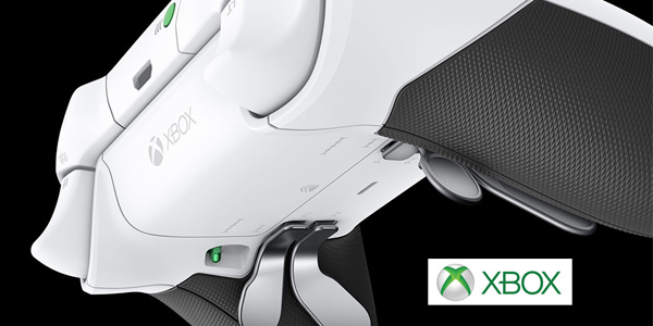 Mando Elite Xbox One Edición Especial blanco + Gears of War 4 + Forza Horizon 4 chollo en Amazon Francia