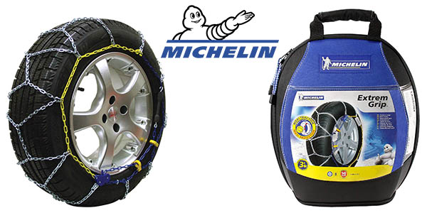 Michelin M1 Extrem Grip 64 cadenas de nieve baratas