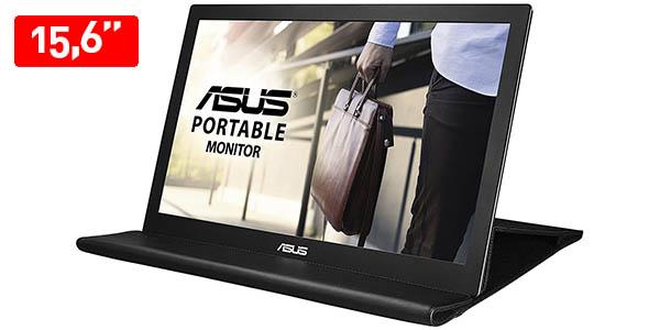 Monitor portátil ASUS MB169B+ de 15,6'' Full HD USB 3.0