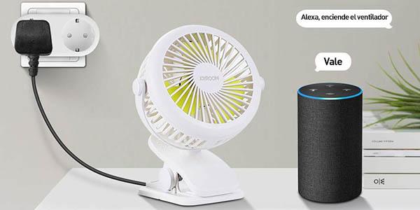 Enchufes inteligente WiFi Slitinto en Amazon