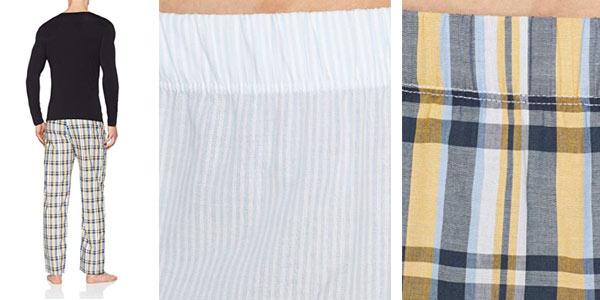 Pack de 2 pijamas para hombre Maglev Essentials al mejor precio en Amazon