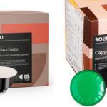 Pack de cápsulas de café Amazon Solimo Dolce Gusto baratas en Amazon