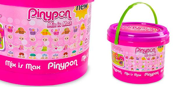 Cubo Pinypon Mix is Max con 5 minifiguras barato