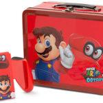 Lunch Box Kit Mario de Power A para Nintendo Switch