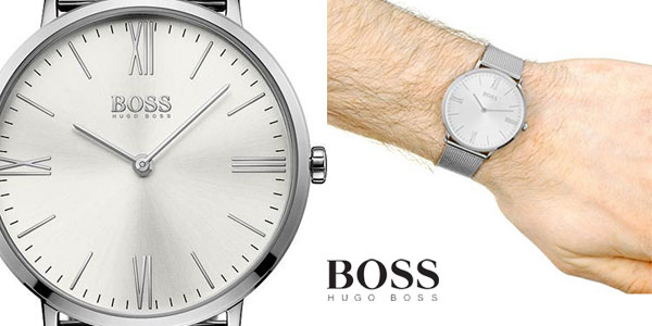 Reloj Hugo Boss Slim Ultra Jackson para hombre chollazo en Amazon