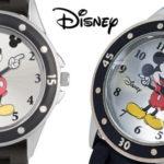Reloj Mickey Mouse para niños MK1195 negro barato en Amazon