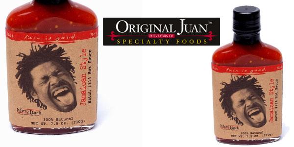 Salsa Picante Extrema Pain Is Good Original Juan Batch #114 Jamaican Style barata en Amazon