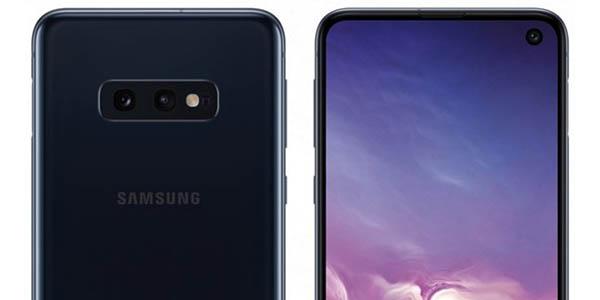 Samsung Galaxy S10E barato