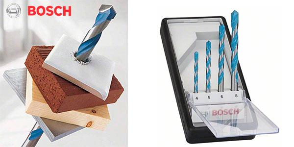 Set Bosch Profesional de 4 brocas Robust Line CYL-9 barato en Amazon